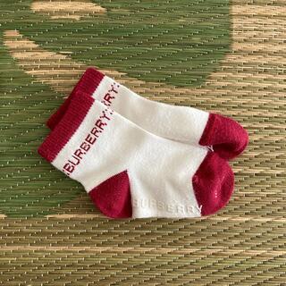 バーバリー(BURBERRY)のバーバリー 靴下(靴下/タイツ)