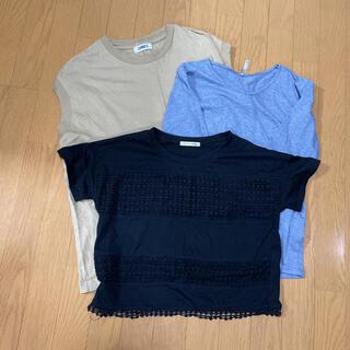 ナイスクラップ(NICE CLAUP)のレディース セット6(Tシャツ(半袖/袖なし))