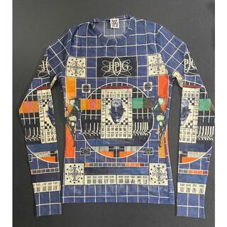 ジャンポールゴルチエ(Jean-Paul GAULTIER)のタトゥーTシャツ1 Jean Paul GAULTIER(Tシャツ(長袖/七分))