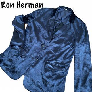 ロンハーマン(Ron Herman)のRon Herman ロンハーマン テーラードジャケット ベロア(テーラードジャケット)