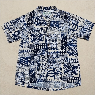 フリークスストア(FREAK'S STORE)のFREAK'S STORE TWO PALMS アロハシャツ Sサイズ(シャツ)