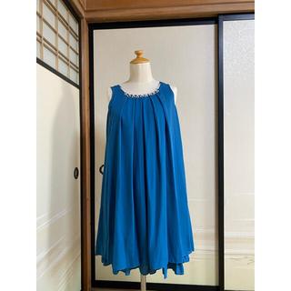 アクシーズファム(axes femme)のパーティー用ドレス(ミディアムドレス)