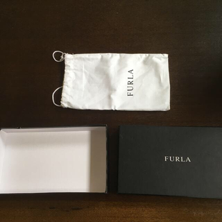 フルラ(Furla)のFURLAの財布空袋(ショップ袋)