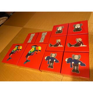 メディコムトイ(MEDICOM TOY)のKAWS TOKYO FIRST PUZZLE パズル 5種 2セット カウズ(その他)