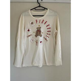 ピンクハウス(PINK HOUSE)のピンクハウス ロングTシャツ(Tシャツ(長袖/七分))
