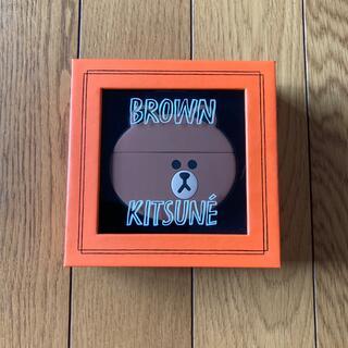 MAISON KITSUNE' - メゾンキツネ✖️LINE FRIENDS  AirPodsケース