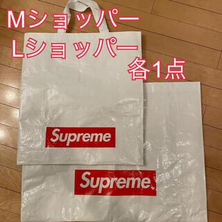 シュプリーム(Supreme)のsupreme ショッパー M & L セット(その他)