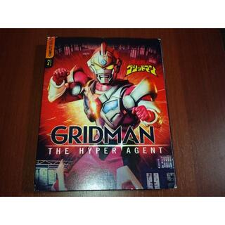 電光超人グリッドマン Blu-ray BOX 北米盤(特撮)
