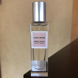 ローラメルシエ(laura mercier)のローラメルシエ バニラ 香水 オードトワレ アンバーバニラ 15ml(香水(女性用))