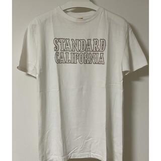 スタンダードカリフォルニア(STANDARD CALIFORNIA)のSTANDARD CALIFORNIA Logo Tee L(Tシャツ/カットソー(半袖/袖なし))