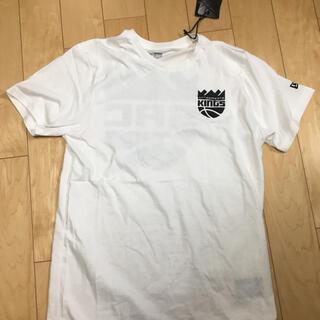 ニューエラー(NEW ERA)の新品未使用 NBAサクラメントキングス ニューエラメンズTシャツSユニフォーム(Tシャツ/カットソー(半袖/袖なし))