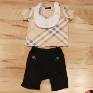 バーバリー(BURBERRY)のBURBERRY Tシャツ、パンツ、スタイ(Tシャツ)