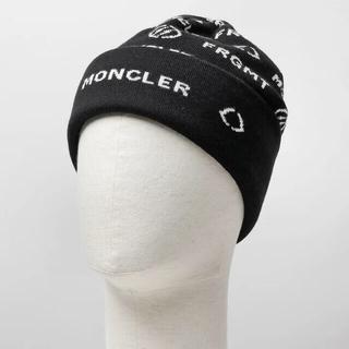 フラグメント(FRAGMENT)の MONCLER FRAGMENT フラグメント ニット帽 モンクレール(ニット帽/ビーニー)
