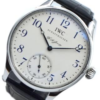 インターナショナルウォッチカンパニー(IWC)のインターナショナルウォッチカンパニー IWC ポルトギーゼ 腕時計 メ【中古】(腕時計(アナログ))