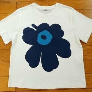マリメッコ(marimekko)のマリメッコカットソー S ウニッコ(Tシャツ(半袖/袖なし))