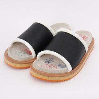 ワンエルディーケーセレクト(1LDK SELECT)のnir ニル souvenir sandal(サンダル)