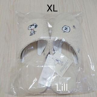 ユニクロ(UNIQLO)のユニクロ スヌーピー スリッパ XL オフホワイト 新品(その他)