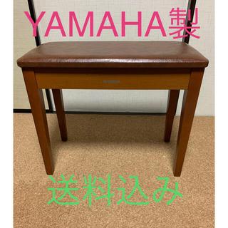 ヤマハ(ヤマハ)のヤマハピアノ椅子 電子ピアノ アップライトピアノ 中古 茶色(その他)