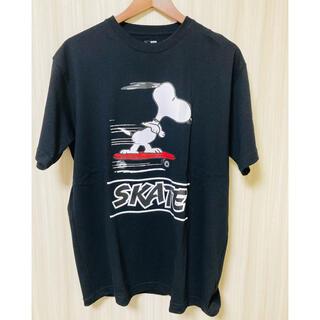 ニューエラー(NEW ERA)のNEWERA × SNOOPY  コラボTシャツ ニューエラ×スヌーピー(Tシャツ/カットソー(半袖/袖なし))