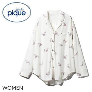 gelato pique - 2020年ハロウィンシリーズ キャットパジャマシャツ