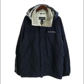 モンベル(mont bell)のモンベル Thinsulate GORE-TEX ジャケット 中綿 XL 黒(その他)