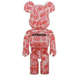 メディコムトイ(MEDICOM TOY)のBE@RBRICK atmos x Coca-Cola 1000% CLEAR(その他)