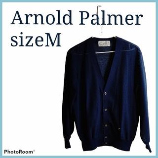 アーノルドパーマー(Arnold Palmer)のArnold Palmer アーノルドパーマー カーディガン Mサイズ ニット(ウエア)