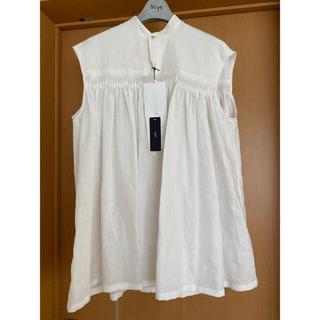サイ(Scye)のGL様専用 Scye サイ リネン ピンタックシャツ(シャツ/ブラウス(半袖/袖なし))