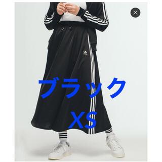 アディダス(adidas)のロング サテン スカート アディダスオリジナルス XS 新品未使用(その他)
