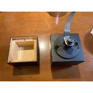 カリタ(CARITA)のカリタ コーヒーミル ブラック(その他)