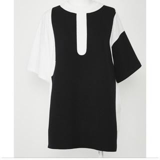エンフォルド(ENFOLD)の専用 エンフォルド   ENFOLD ドッキングTシャツ(Tシャツ(半袖/袖なし))