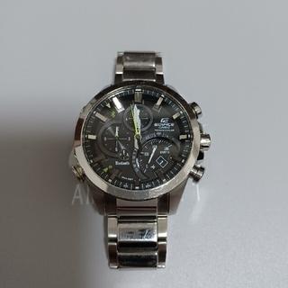エディフィス(EDIFICE)のカシオ 腕時計 エディフィスEQB-500D-1-AJF(腕時計(アナログ))