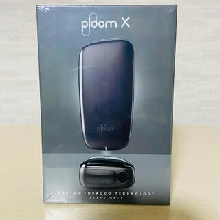 プルームテック(PloomTECH)のプルームX  Ploom スマートグレイ 電子タバコ(タバコグッズ)