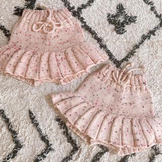 キャラメルベビー&チャイルド(Caramel baby&child )のmisha and puff skirt(スカート)