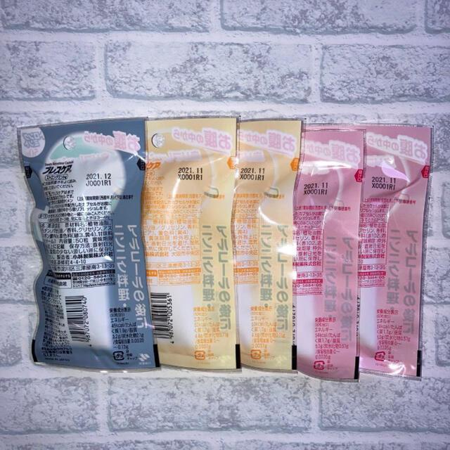小林製薬(コバヤシセイヤク)の小林製薬 ブレスケア 50粒X5  コスメ/美容のオーラルケア(口臭防止/エチケット用品)の商品写真