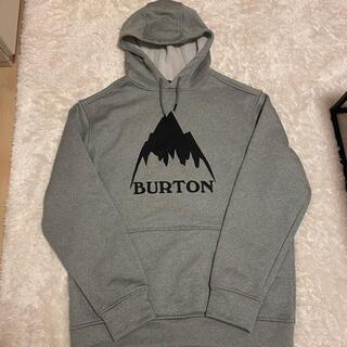 BURTON - Burton パーカー グレー S