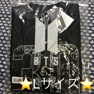 ボウダンショウネンダン(防弾少年団(BTS))の防弾少年団 team bts tシャツ テヒョン Lサイズ 新品(Tシャツ/カットソー(半袖/袖なし))