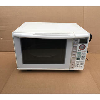ヒタチ(日立)の日立 オーブンレンジ 18L パールホワイト ノンフライ調理  MRO-NT5(電子レンジ)