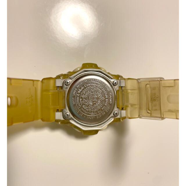 Baby-G(ベビージー)のBabyG 第7回イルカクジラ メンズの時計(腕時計(デジタル))の商品写真