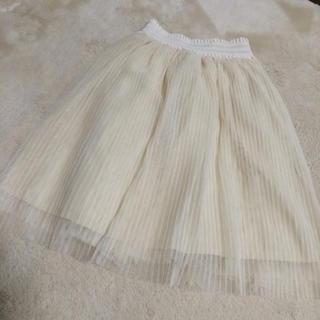 ジーユー(GU)のGU♡チュールスカート(スカート)