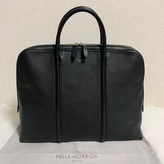 PELLE MORBIDA - ほぼ新品 極美品 ペッレモルビダ ホーサー ブリーフケース