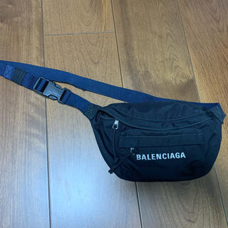 バレンシアガ(Balenciaga)のBALENCIAGA ウェストバック(ボディバッグ/ウエストポーチ)