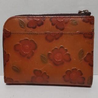 ARUKAN・フルゴル ミニLファスナー 二つ折り 皮財布(財布)