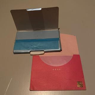 シセイドウ(SHISEIDO (資生堂))の色付き 脂取り紙 水色系(あぶらとり紙)