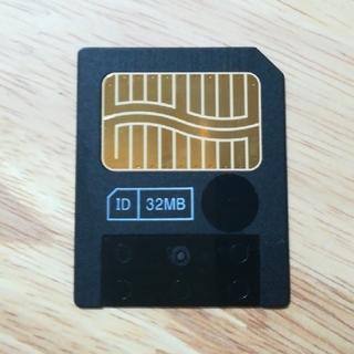 サンディスク(SanDisk)のスマートメディア 32MB SanDisk製(その他)