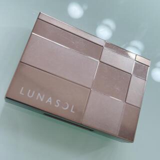 ルナソル(LUNASOL)のLUNASOL ルナソル チークカラーコンパクト シェーディング(フェイスカラー)