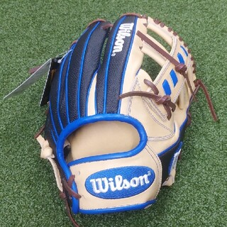 ウィルソン(wilson)のウィルソン 最新モデル!一般用内野手用グラブ アルトゥーベモデル(グローブ)