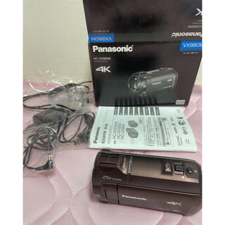 Panasonic - Panasonic 4k ビデオカメラ