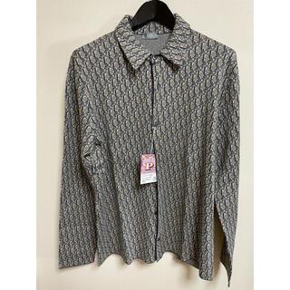 ディオール(Dior)のDIOR ニットシャツ(シャツ)