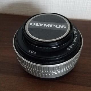 OLYMPUS - OLYMPUS パンケーキレンズ  17mmF2.8